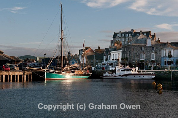 Padstow Harbour 4 - Cornwall