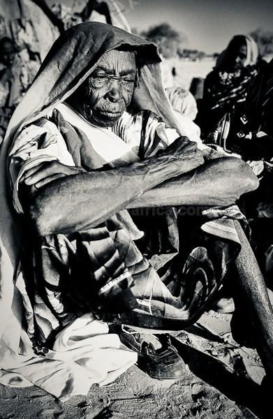 Tine, Chad, Darfur