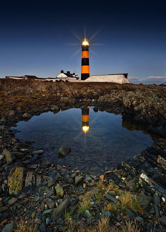 Guiding Light - St John's Point Lighthouse