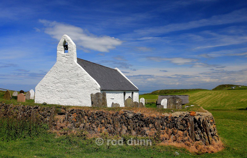 Mwnt church - Wales