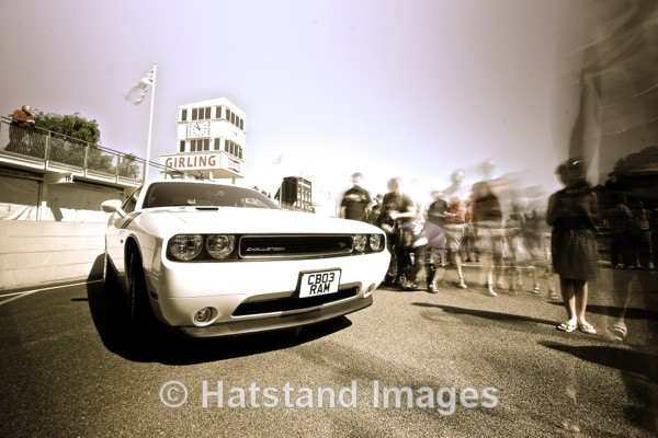 Dodge Challenger - motorsport
