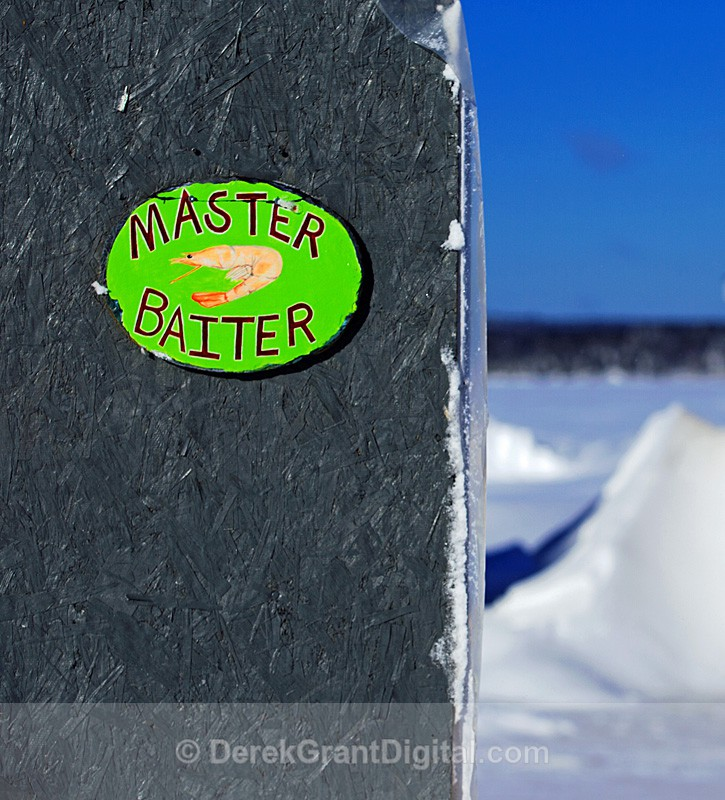 Honesty is the Best Policy Ice Shacks Renforth NB Canada - Ice Shacks