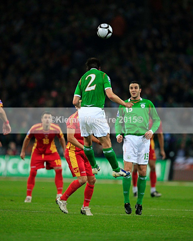 _MGN9001 - FIFA World Cup Qualifer Republic of Ireland v Montenegro 14/10/09