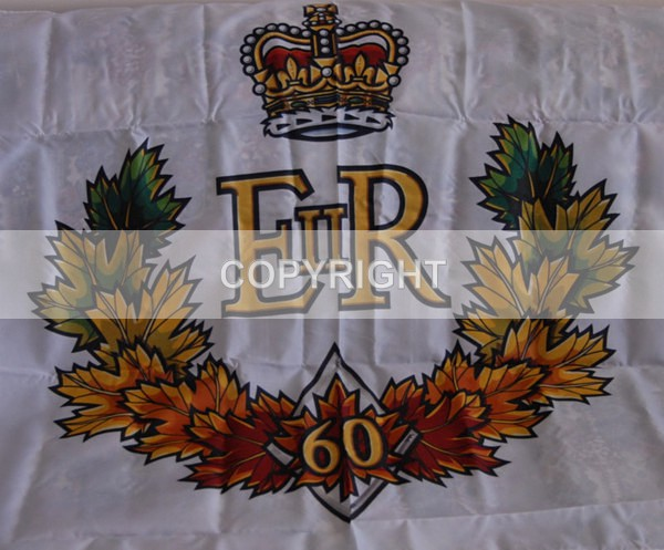 Queen's Jubilee Flag - Edmonton / Northern Alberta Branch of the Monarchist League of Canada
