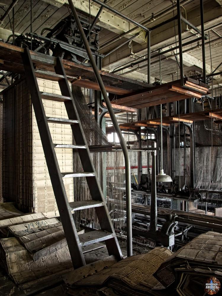 The Scranton Lace Company | Loom Ladder - Scranton Lace Company