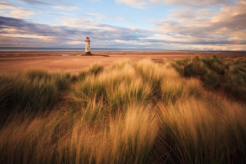 Lighthouse Photography Location | Talacre, North Wales