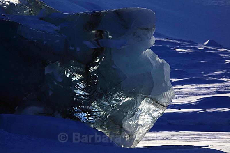 Iceberg 0274 - Winter in the daylight