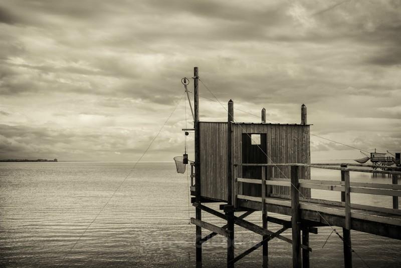 carrelet 17 - The Gironde