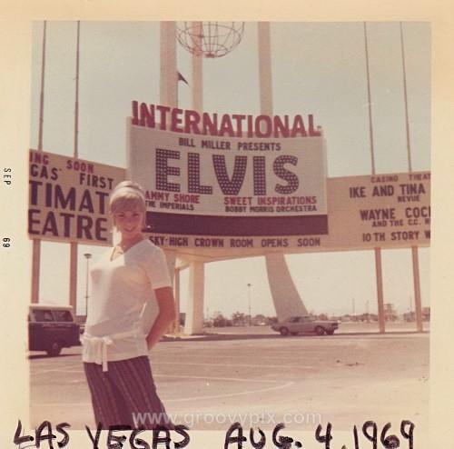 Elvis in Vegas 1969 - On Vacation