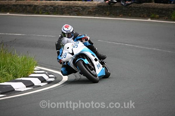 - Supersport Race - TT 2010