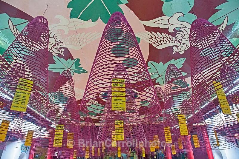 IMG_6005 Incense Coils Vietnam - Vietnam