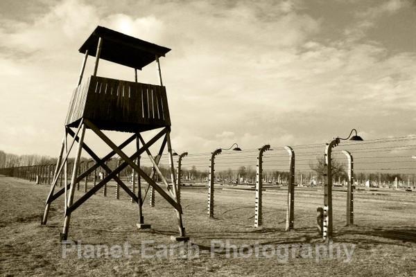 Northern Perimeter - Auschwitz