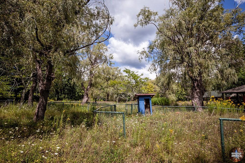 Catskill Game Farm (Catskill, NY) | Remnants of the Rides - Catskill Game Farm