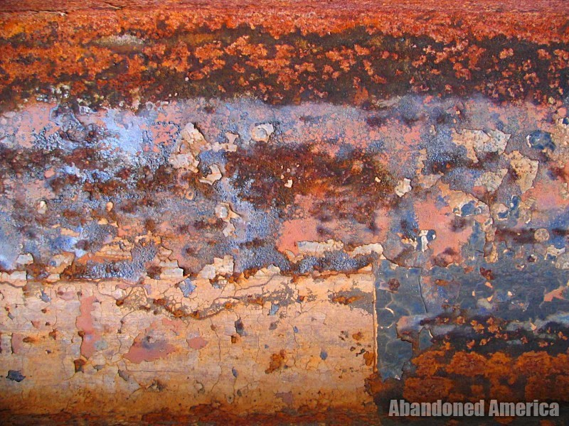 Raymark Industries (Manheim, PA) | Rust Detail - Raymark Industries