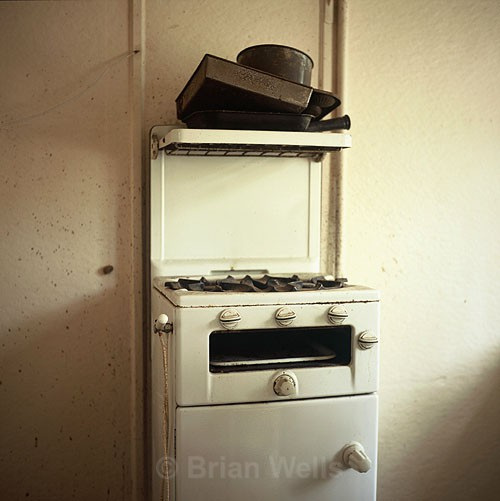 Gas Cooker - Farmhouses and Cottages