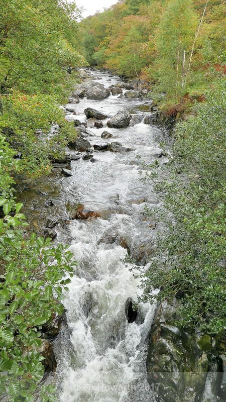 Seathwaite, the River Duddon - Lakeland Landscapes