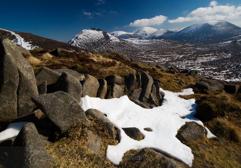 Mourne Melt - The Mourne Mountains (Winter)