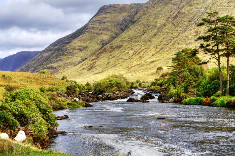 River Erriff - West of Ireland