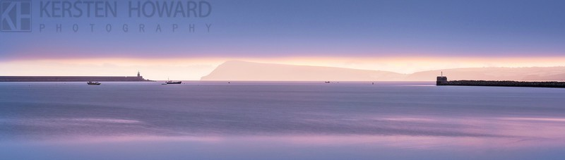 Tranquil Dawn - Goodwick - Images from book
