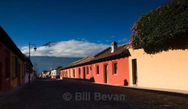 Antigua Street - Travel