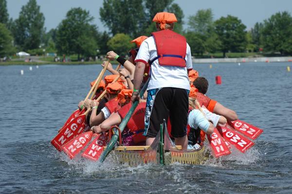 Dragon Boat Race 1 - Summer