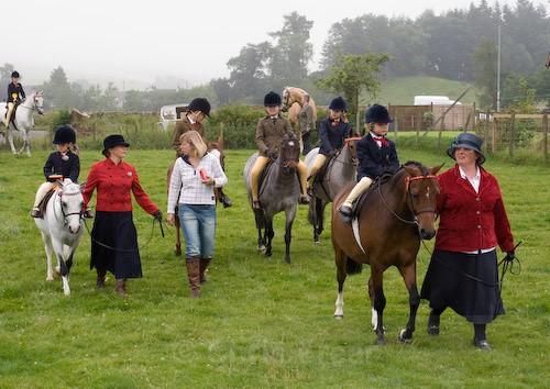 25 - Moniaive Horse Show 2008