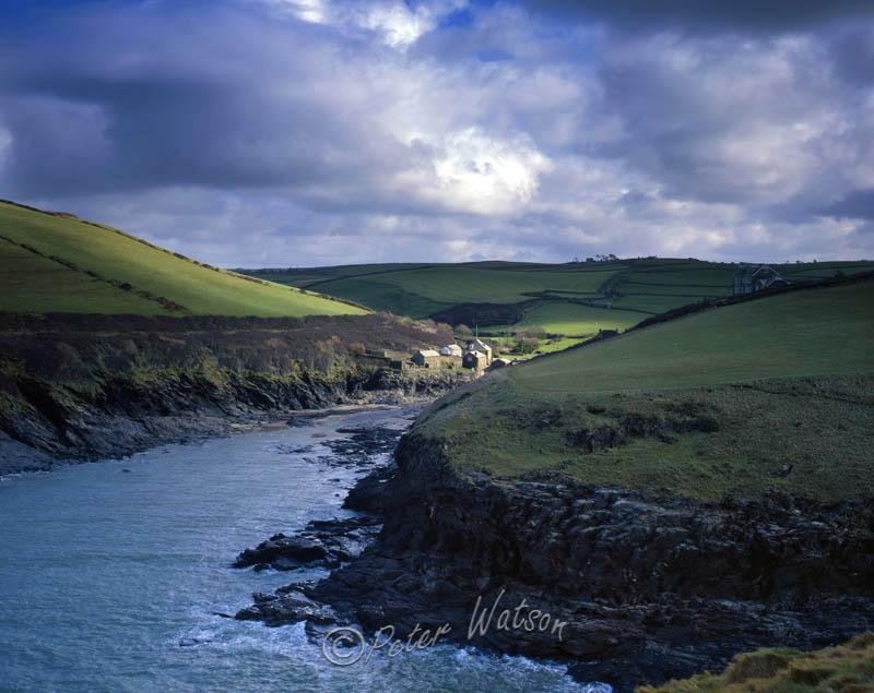 Port Isaac Cornwall - England