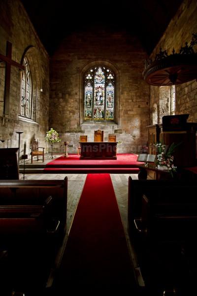 culross abbey church - Architecture