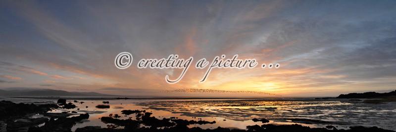 Sunrise at Blackrock - Seascapes