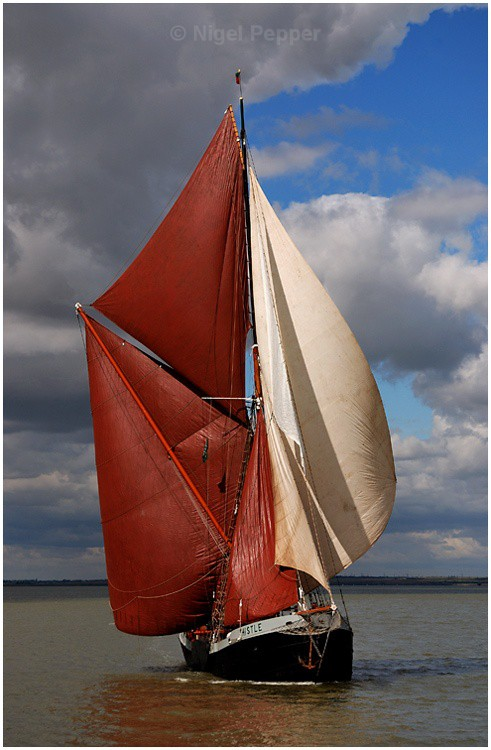 SB Thistle (2) - The Thames Barge Match