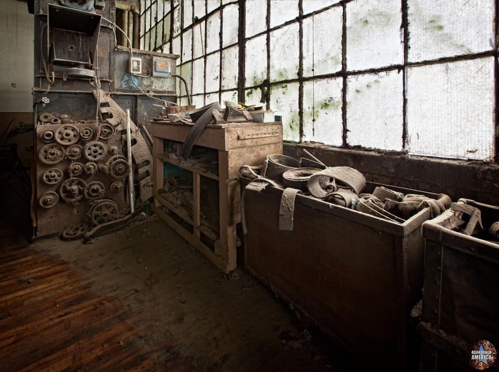 Wilde Yarn Mill (Manayunk, PA) | Ancient Gears - Wilde Yarn Mill