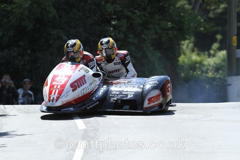 IMG_2276 - Sidecar Race 2 - TT 2013