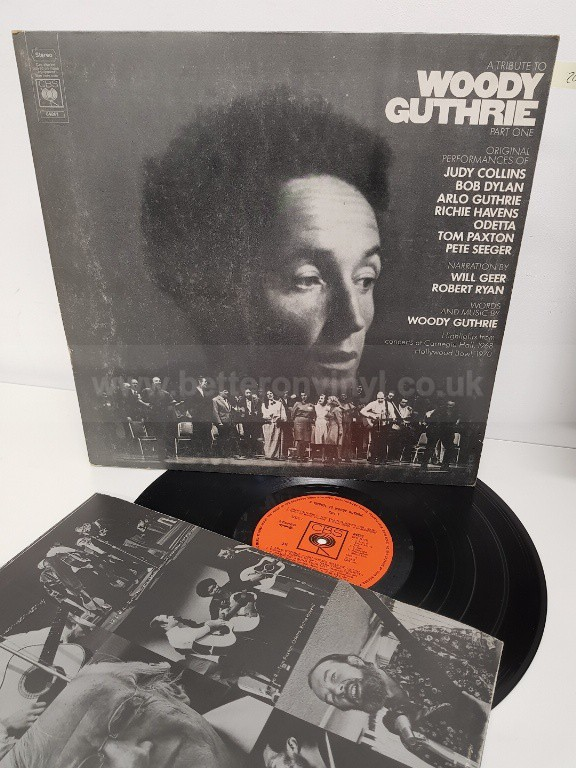 A TRIBUTE TO WOODY GUTHRIE PART ONE, 64861, 12 - NEW IN FOR December 2017