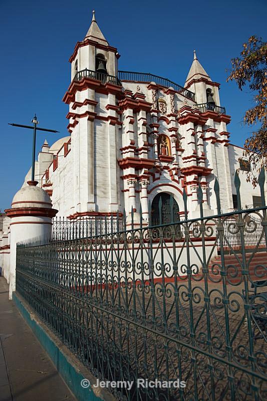 Monastery El Carmen - Peru