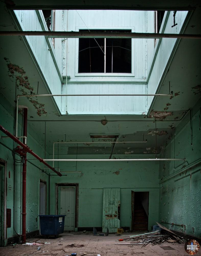 Essex County Jail Annex (Caldwell, NJ) |the maintenance of legal order - Essex County Jail Annex