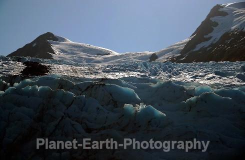 Portage Glacier 2 - Landscapes / Seascapes