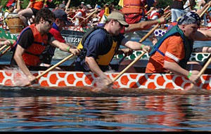 Dragon Boat Race 4 - Summer
