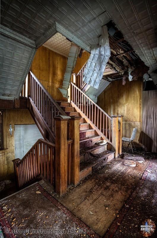 The Fox Hotel* | Abandoned America