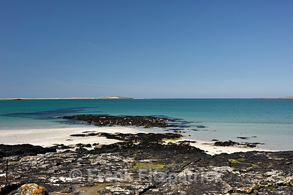Clachan Sands, North Uist, Outer Hebrides. - North Uist
