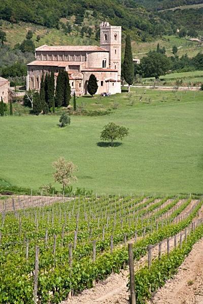chapel - Tuscany