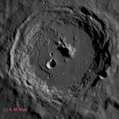 Arzachel - Moon: Central Region