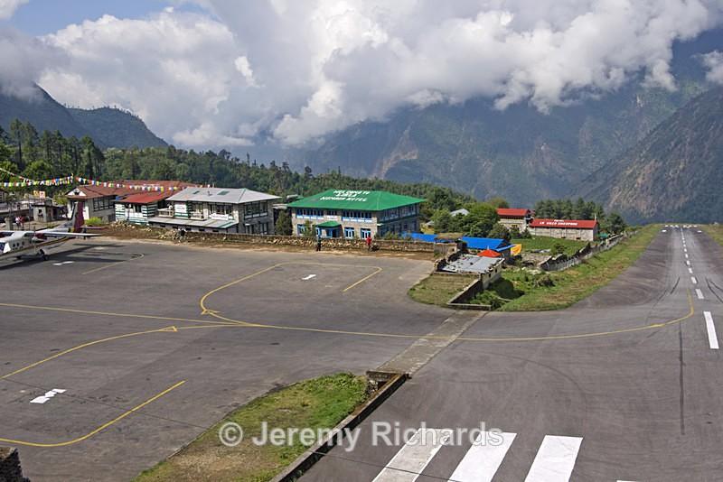 Lukla Airfield - Nepal