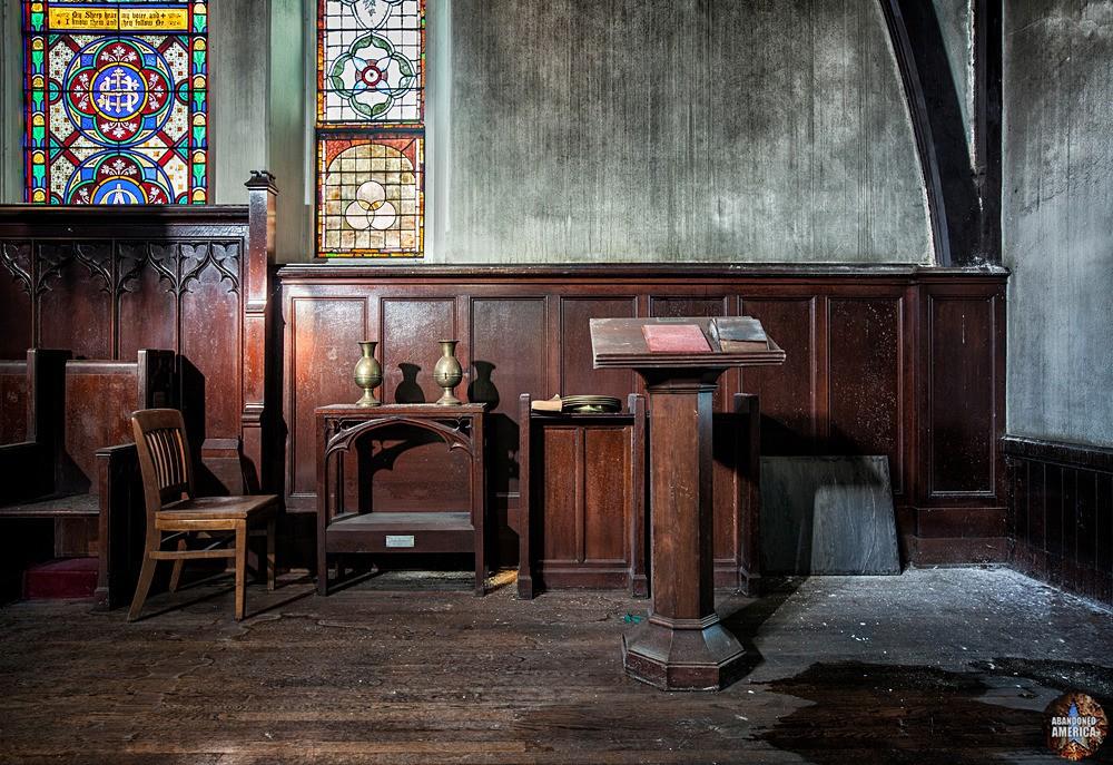 St. Peter's Episcopal Church (Germantown, PA) | Water Damage - St. Peter's Episcopal Church