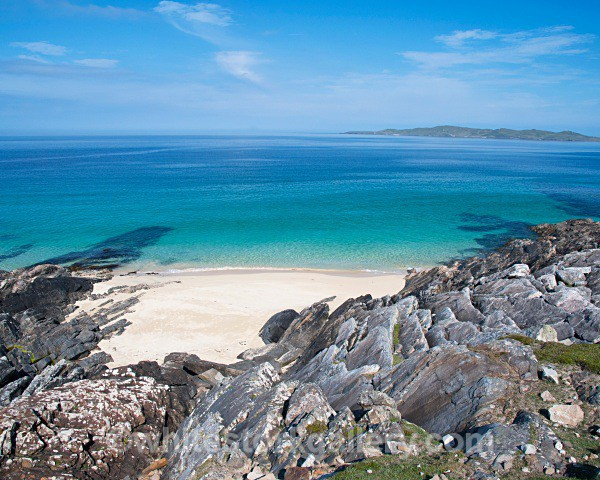 Scarista Coastline, Harris - Scottish Highlands