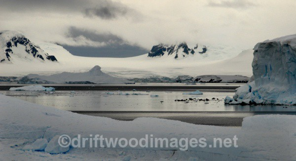 Near Waterboat Point - Antarctica