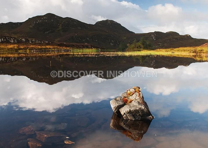 Lough Naminn - Inishowen peninsula