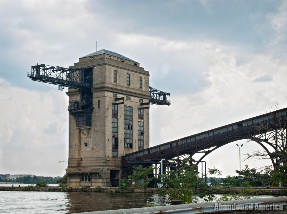 A Certain Kind of Emptiness: The Abandoned Portside Power Plant