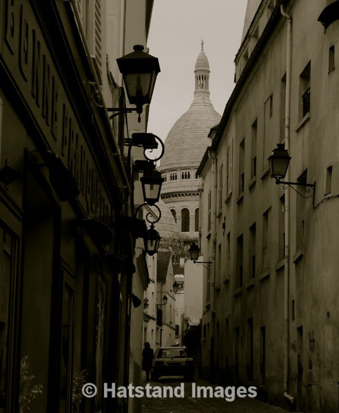 The Sacre Coeur - places