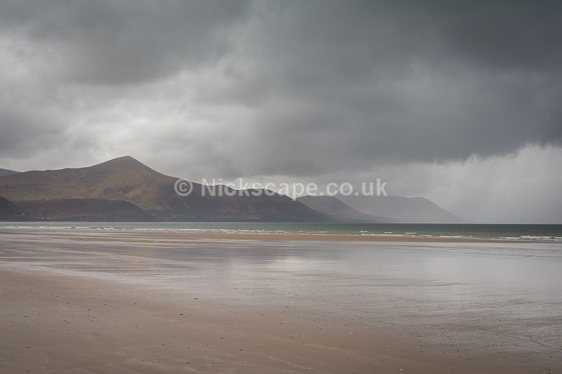 Rossbeigh Beach Reflections - Co. Kerry - Ireland - Ireland