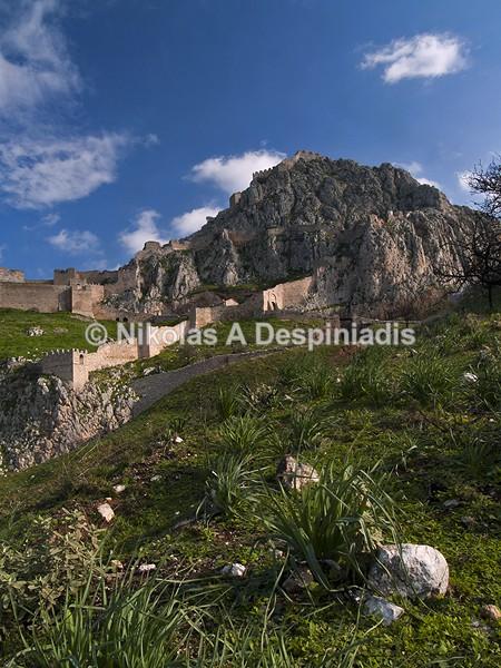 Ακροκόρινθος Ι Acrocorinth - Νότια Ελλάδα I South Greece